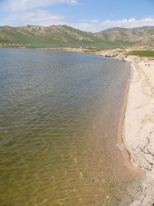 lac tsagaan mongolie