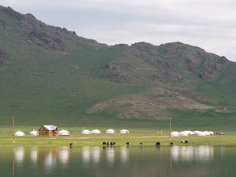 tsagaan nuur Mongolie