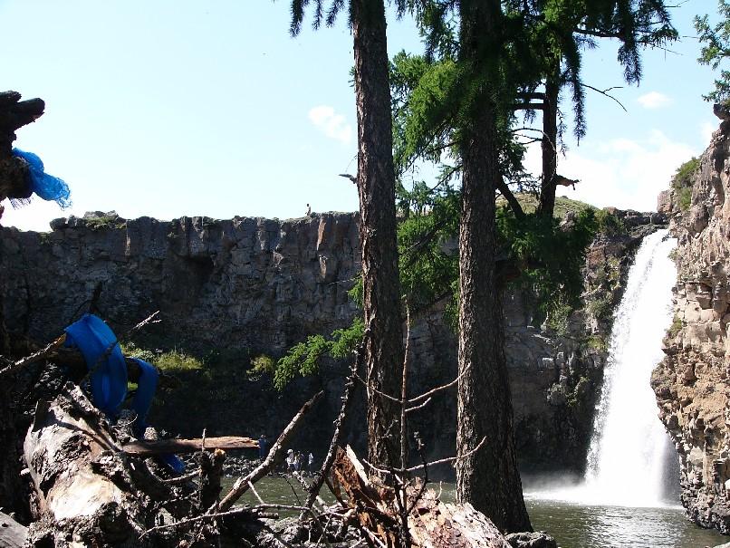 chutes orkhon