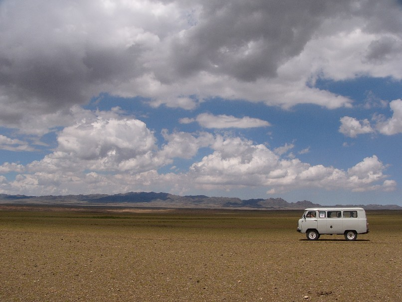 location 4x4 mongolie