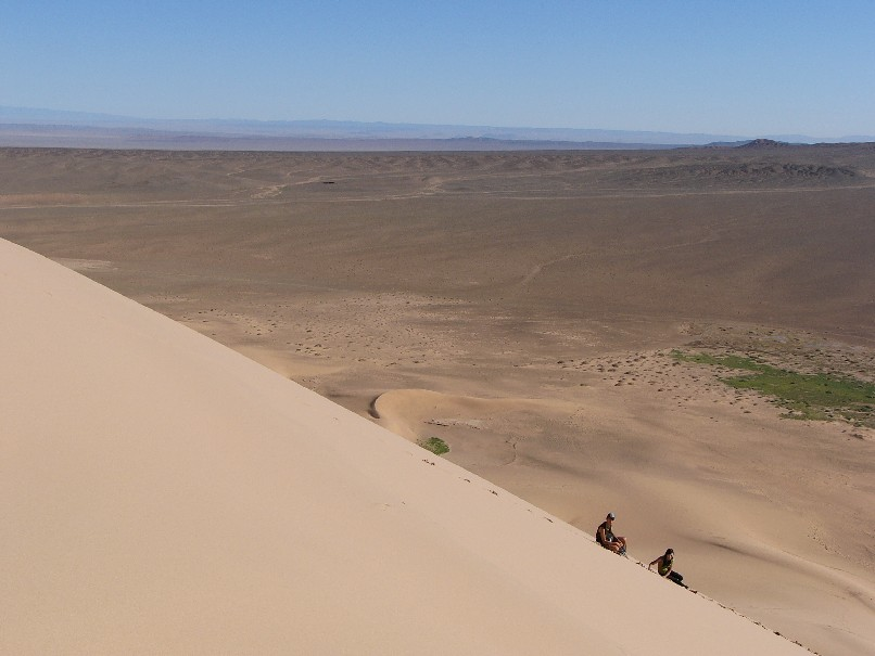 dunes gobi