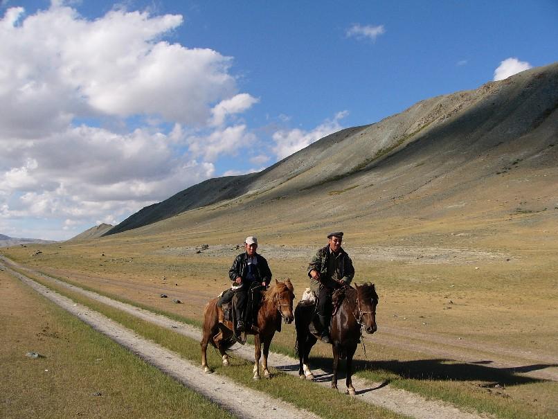 Tavan Bogd ouest mongolie