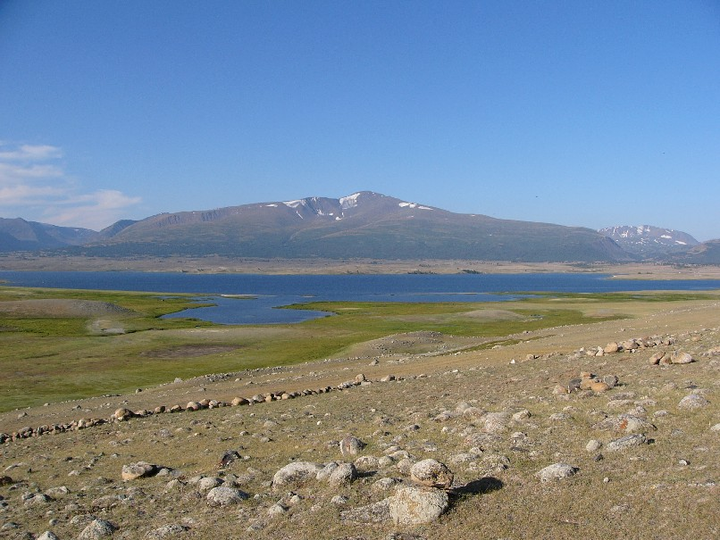 lacs ouest mongolie